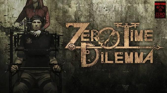 Zero Time Dilemma Free Game Full Download