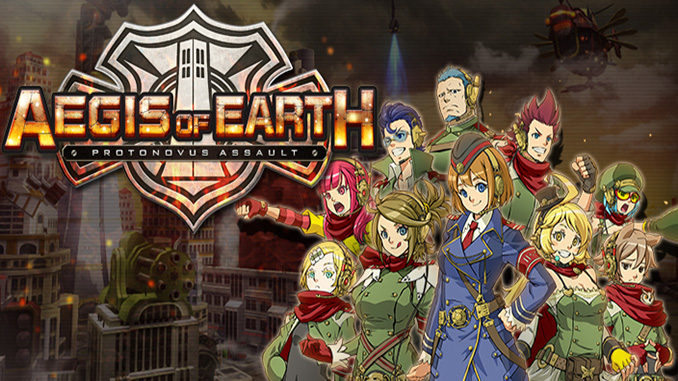 Aegis of Earth Protonovus Assault Free Full Game Download