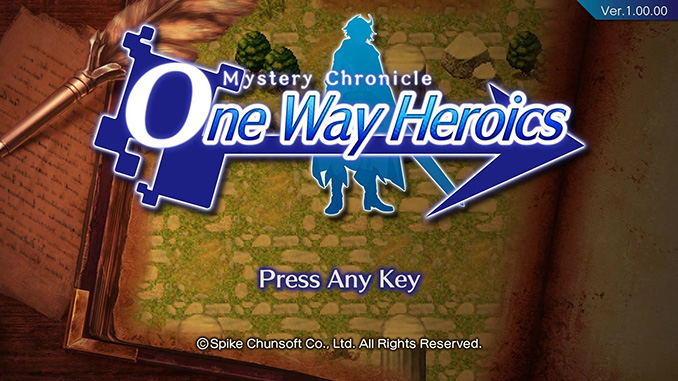 Mystery Chronicle: One Way Heroics Full Download