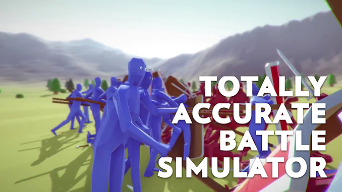 Totally Accurate Battle Simulator Full Download
