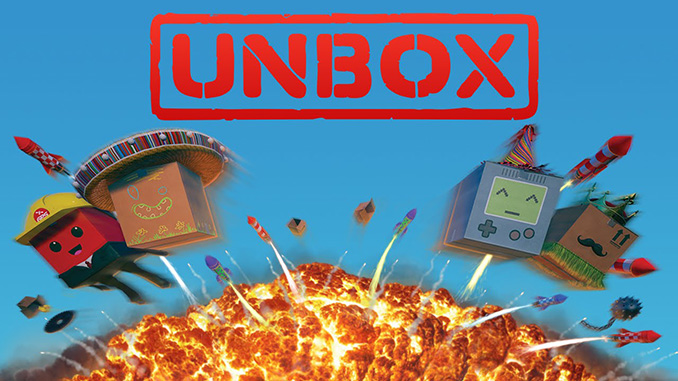 Unbox Free Full Game Download