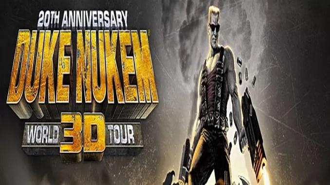Duke Nukem 3D: 20th Anniversary World Tour Full Download