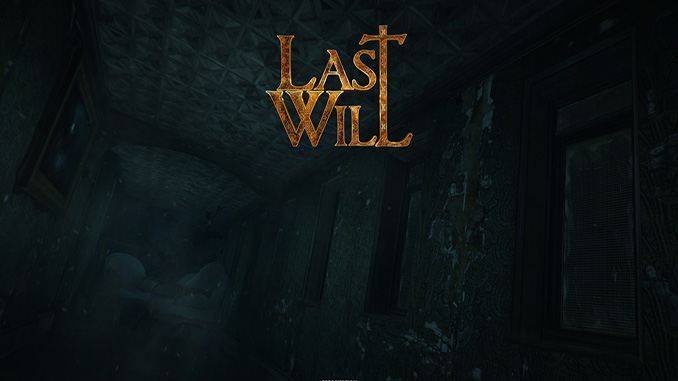 Last Will Free Full Game Download