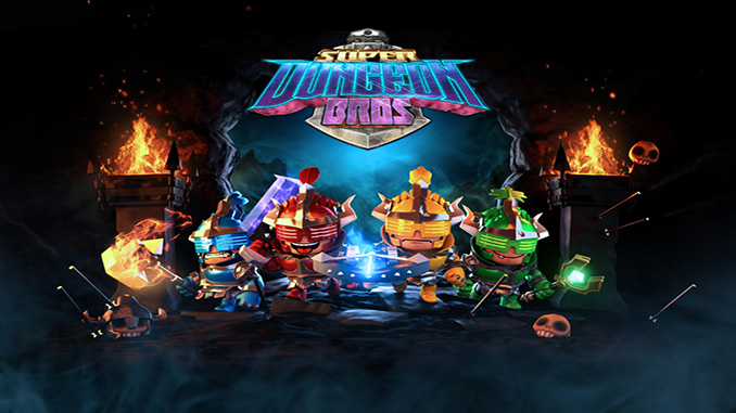 Super Dungeon Bros Free Full Game Download
