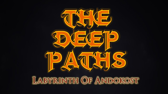 The Deep Paths: Labyrinth Of Andokost Free Download