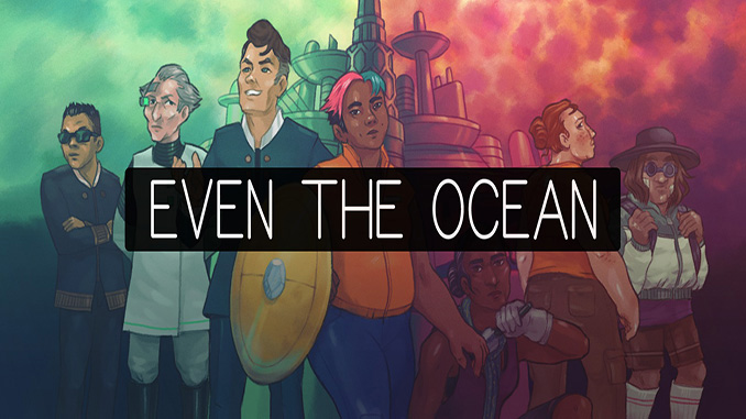 Even the Ocean Free Full Game Download