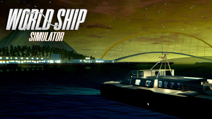 World Ship Simulator Free Full Game Download