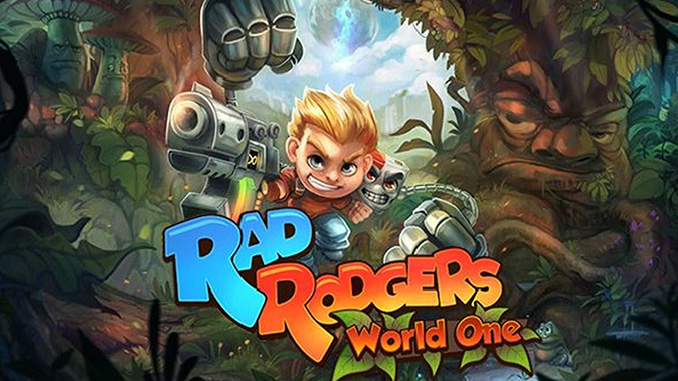 Rad Rodgers: World One Full Free Game Download
