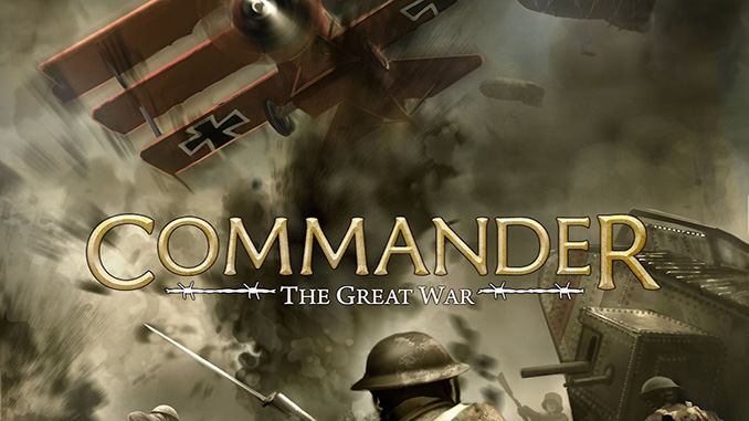 Commander: The Great War Full Free Game Download