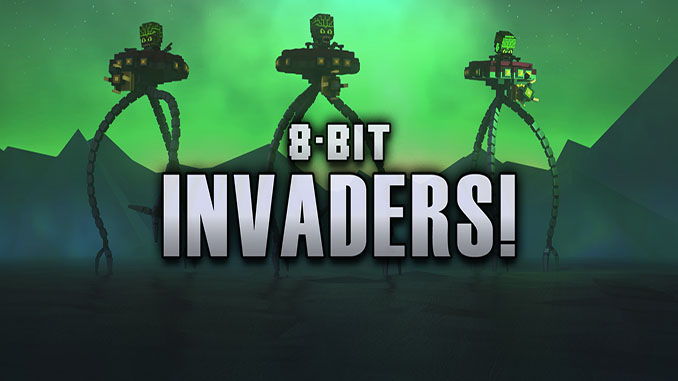 8 Bit Invaders Free Game Download Full