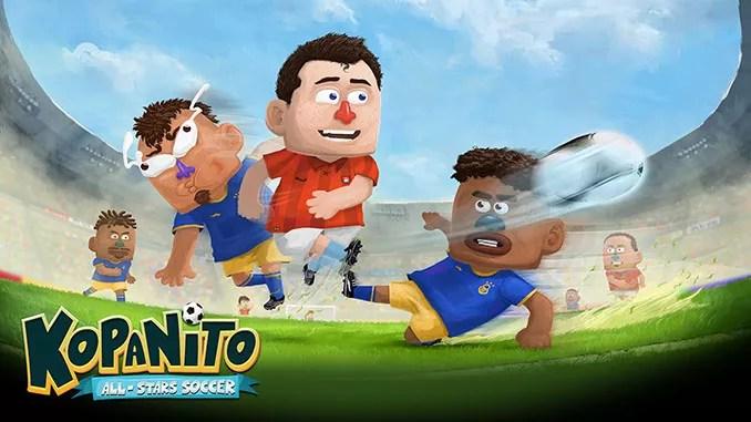 Kopanito All-Stars Soccer Free Full Game Download