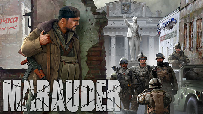 Marauder Full Free Game Download