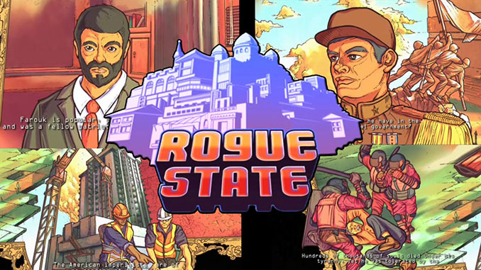 Rogue State Free Game Full Download