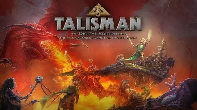 Talisman: Digital Edition Free Full Game Download
