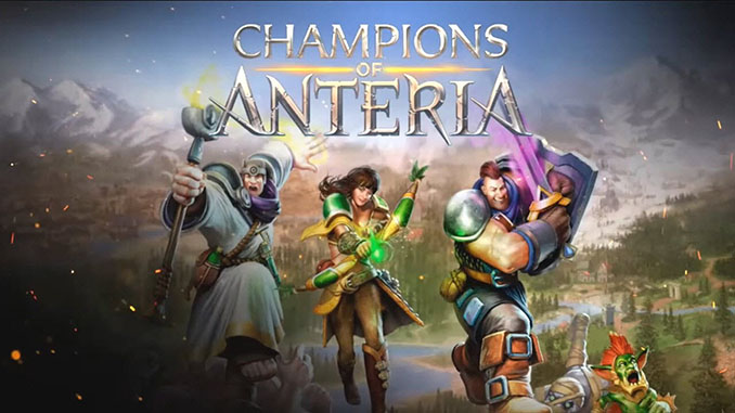 Champions of Anteria Free Full Game Download