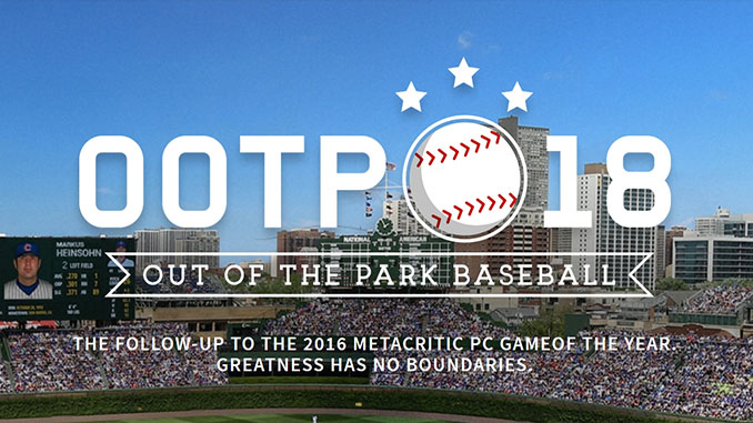 Out of the Park Baseball 18 Free Download Full