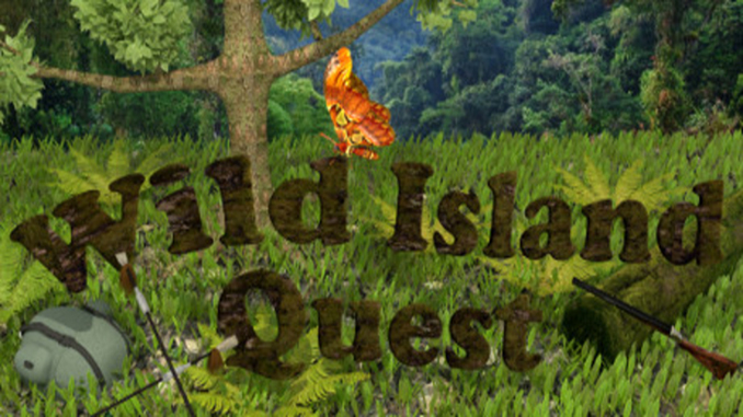 Wild Island Quest Game Free Full Download