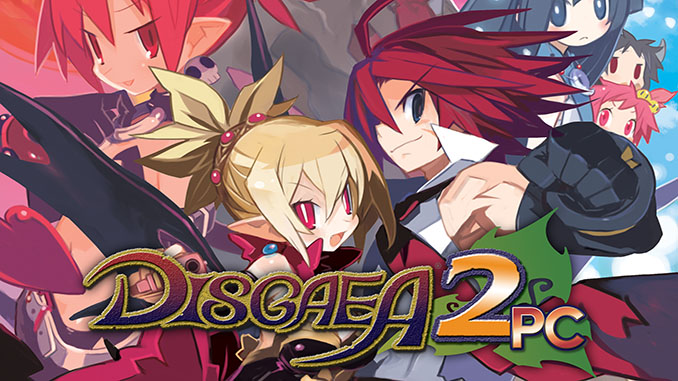 Disgaea 2 PC Game Download