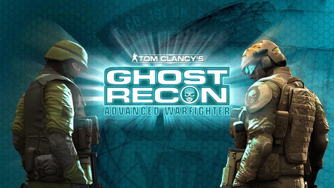 Ghost Recon Advanced Warfighter Free Full Game Download