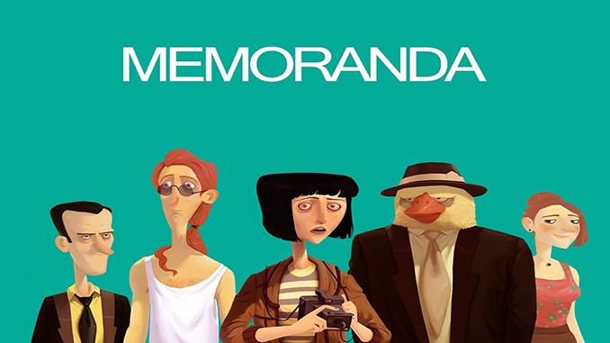 Memoranda Free Game Full Download