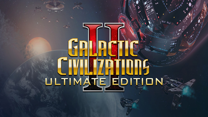 Galactic Civilizations II: Ultimate Edition Full Download