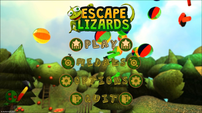Escape Lizards Free Full Game Download