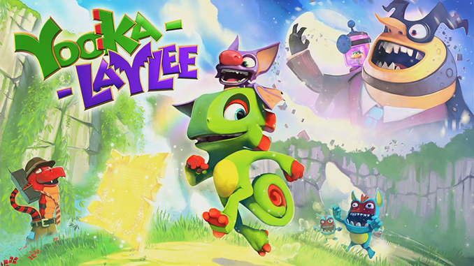 Yooka-Laylee Free Download Game Full