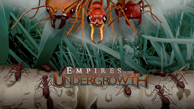 Empires of The Undergrowth Free Game Full Download