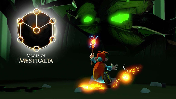 Mages of Mystralia Full Free Game Download