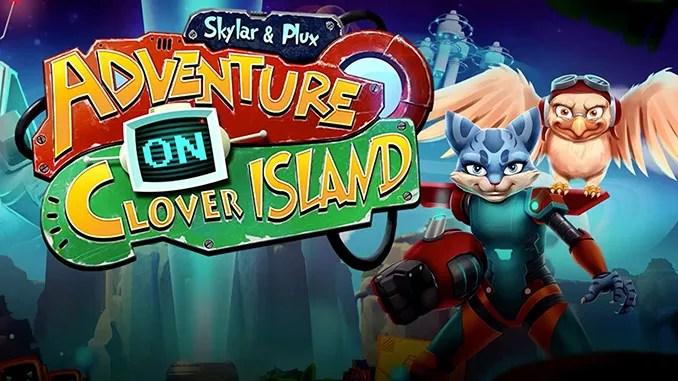 Skylar & Plux: Adventure On Clover Island Free Download