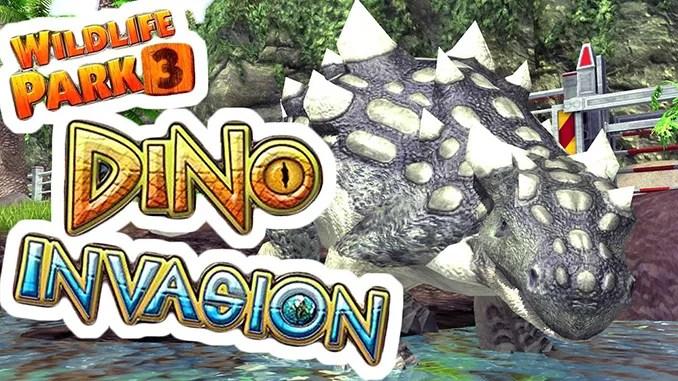 Wildilfe Park 3: Dino Invasion Free Game Full Download