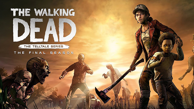The Walking Dead: The Final Season Free Game Download