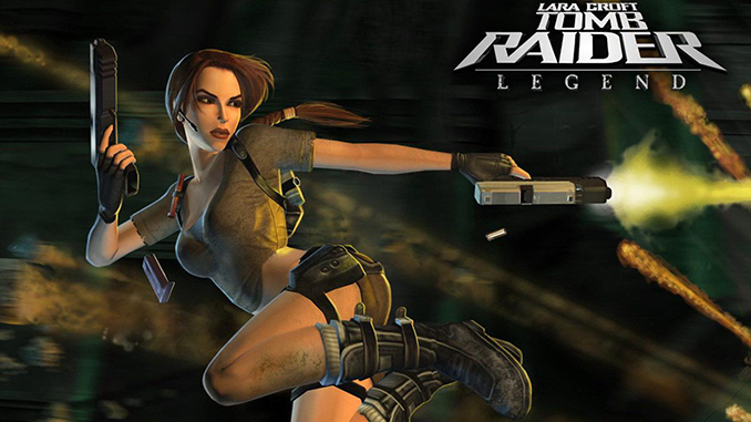 Tomb Raider: Legend Free Full Game Download