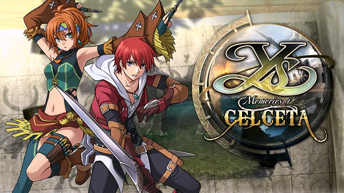 Ys: Memories of Celceta Free Game Download Full