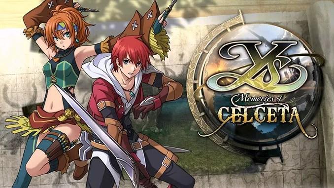 Ys: Memories of Celceta Free Game Download Full