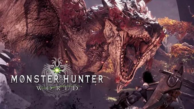 Monster Hunter World Free Game Download Full