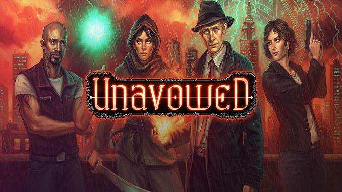 Unavowed Free Full Game Download