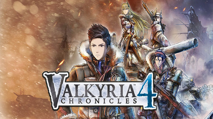 Valkyria Chronicles 4 Free Full Game Download