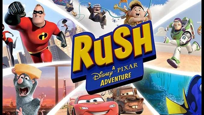 Rush: A Disney - Pixar Adventure Free Game Full Download