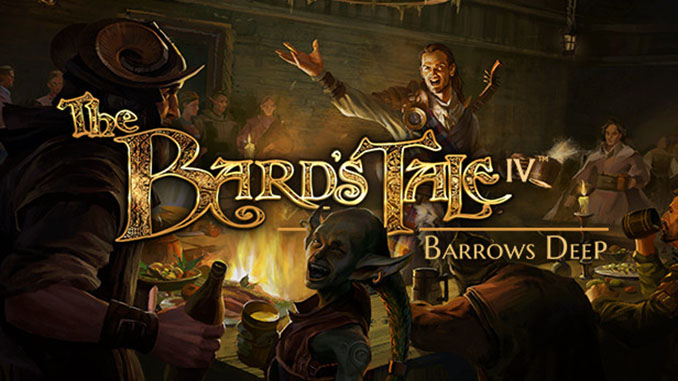 The Bard's Tale IV: Barrows Deep Full Free Game Download
