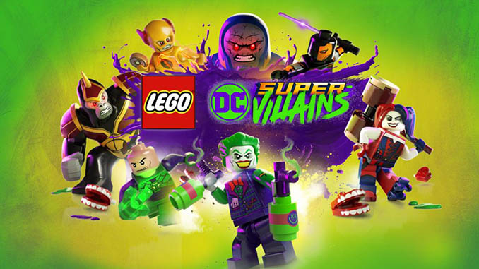 LEGO DC Super-Villains Full Free Game Download