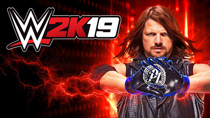 WWE 2K19 Free Game Download Full