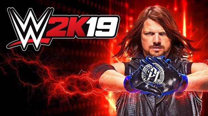 WWE 2K19 Free Game Download Full