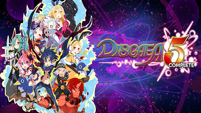 Disgaea 5 Complete Free Game Full Download
