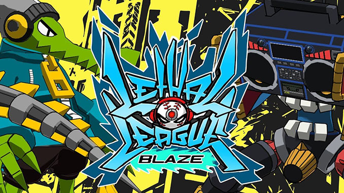 Lethal League Blaze Free Game Full Download
