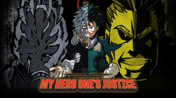 My Hero One's Justice Free Full Game Download