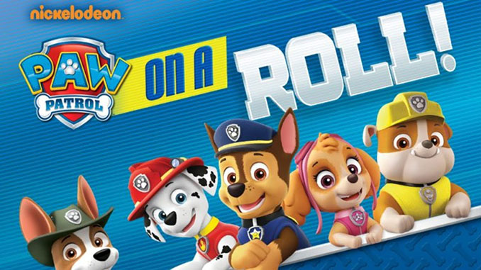 Paw Patrol: On A Roll! Free Game Full Download