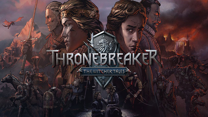 Thronebreaker: The Witcher Tales Full Free Game Download