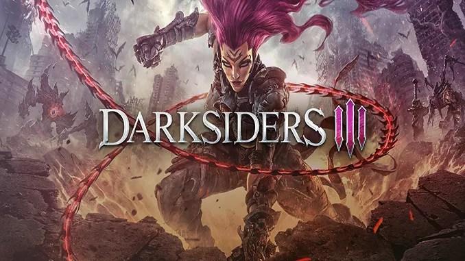 Darksiders III Free Game Full Download