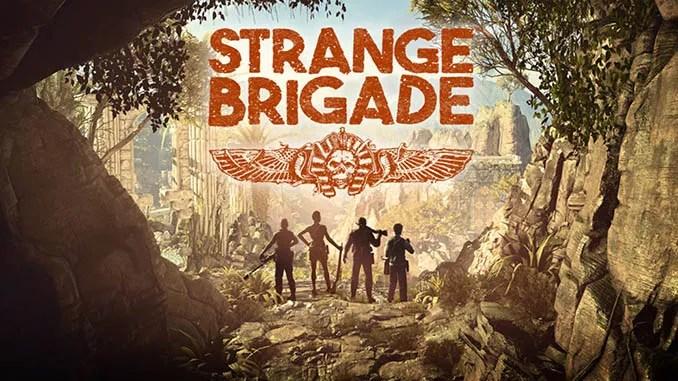 Strange Brigade Free Game Full Download